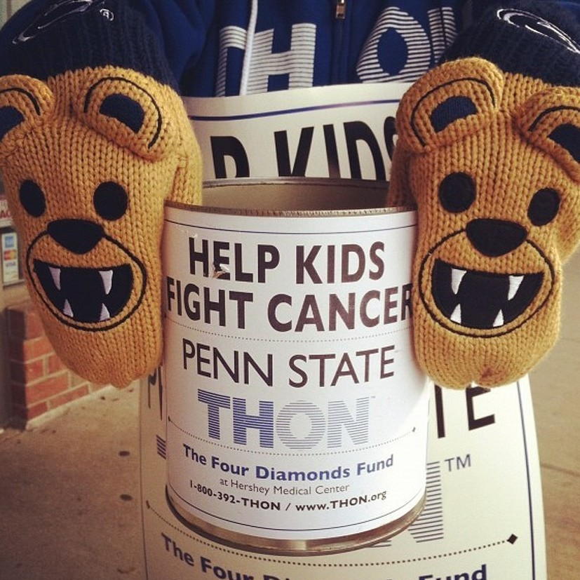 Bloomsburg Fair Reportedly Confiscates THON Canning Money