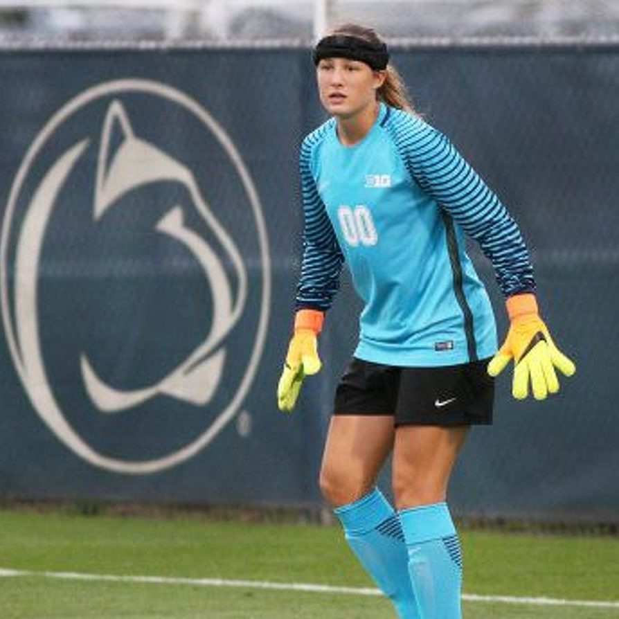 Penn State Women's Soccer's Dennis Takes Big Ten Honor