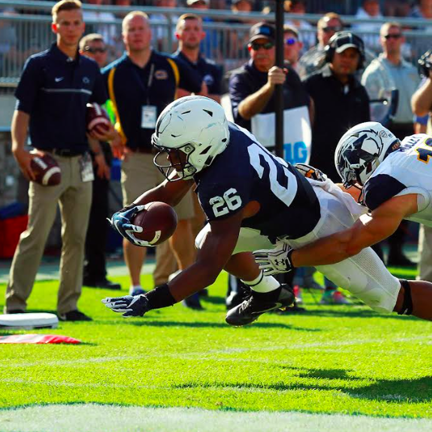 Penn State Football: Saquon Barkley Featured On The Journey