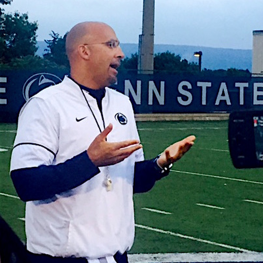 Penn State Football: The Re-invention of James Franklin