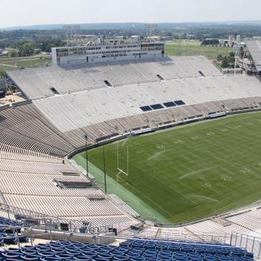 Beaver Stadium Cleared After 'Potential Threat'