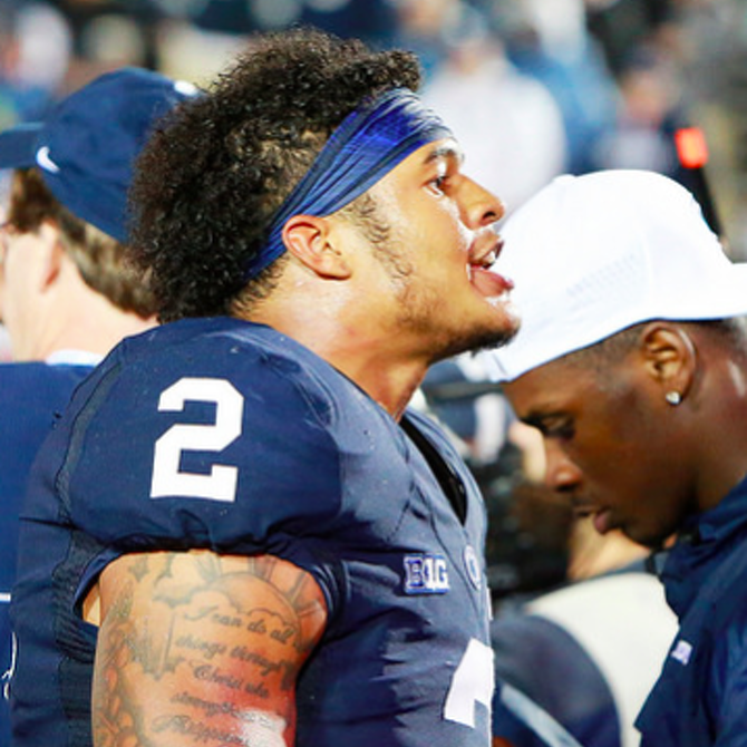 Penn State Football: Marcus Allen Named Co-Defensive Player Of The Week By Big Ten
