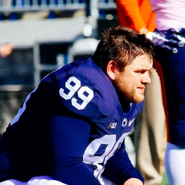 Joey Julius' Strength Means More Than He Could Imagine