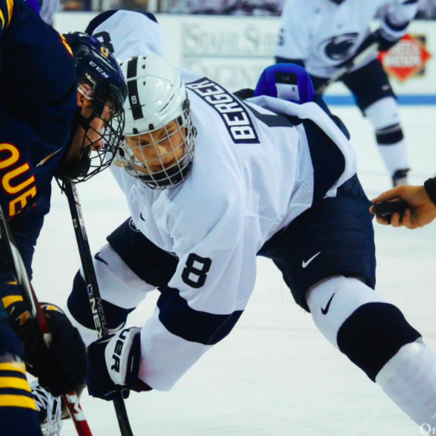 Penn State Hockey: Forward Corps Young But Not Short On Talent