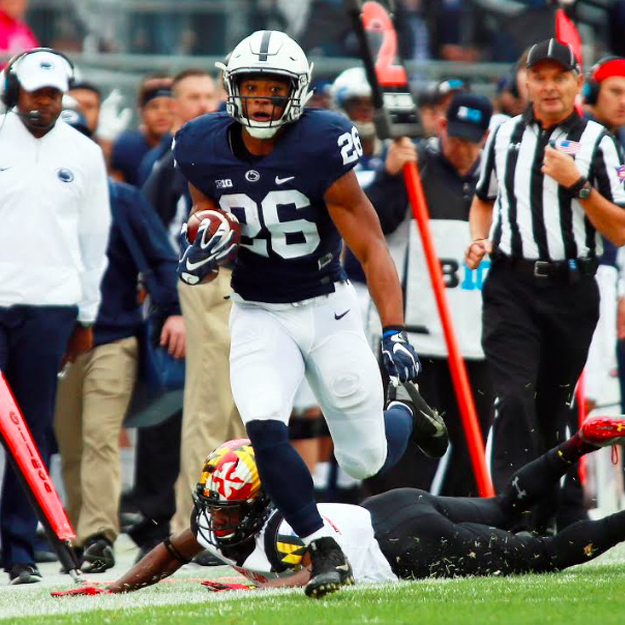 Penn State Football: Nittany Lions Push Past Maryland 38-14