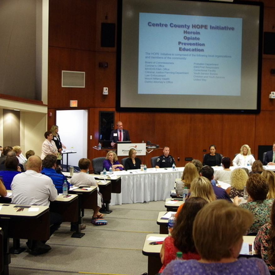 Next Town Hall on Heroin and Opioid Crisis to Focus on Prevention, Education