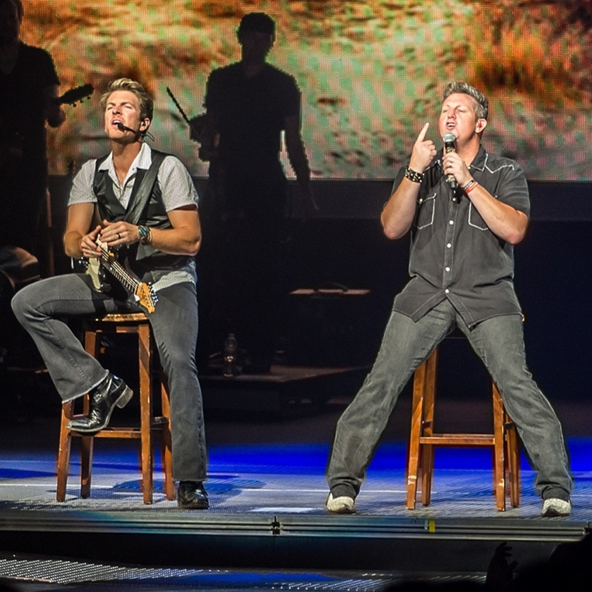 Rascal Flatts Rocks the BJC with Special Guest Chase Bryant
