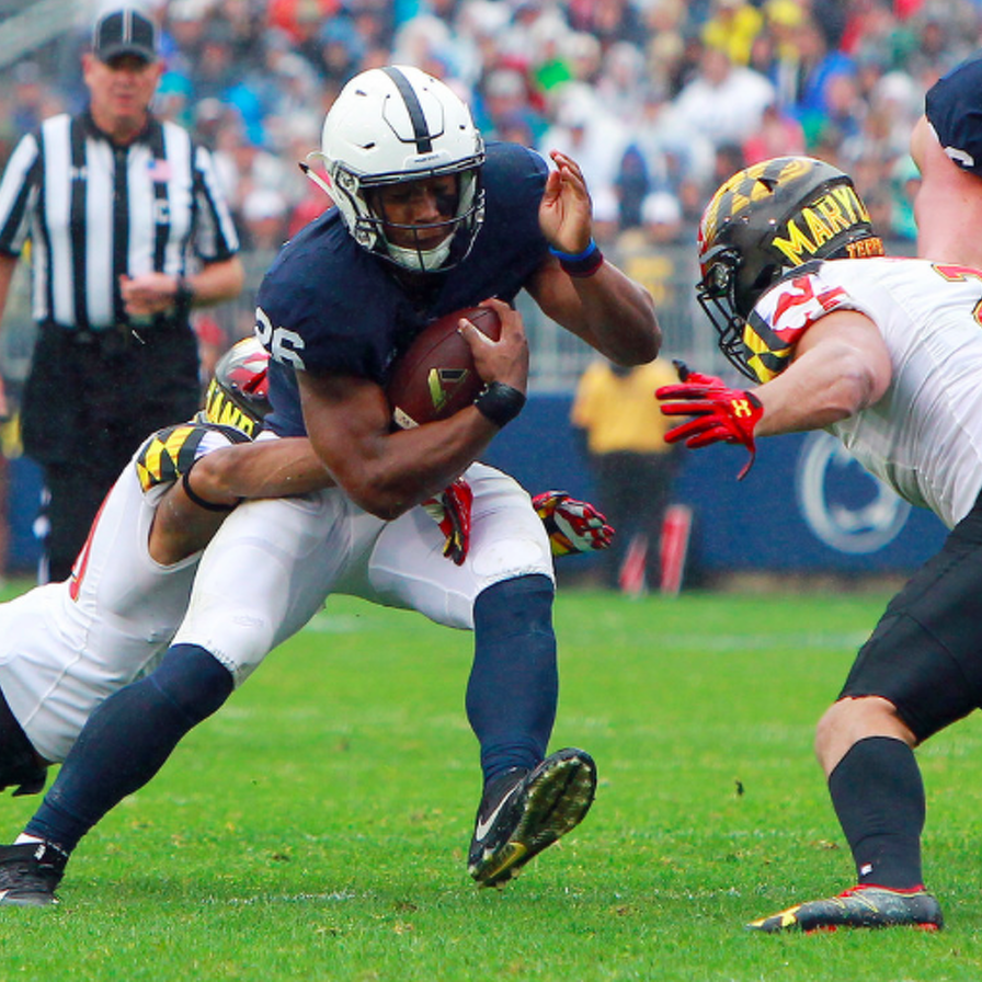 Penn State Football: Barkley And Smith Pick Up Conference Honors