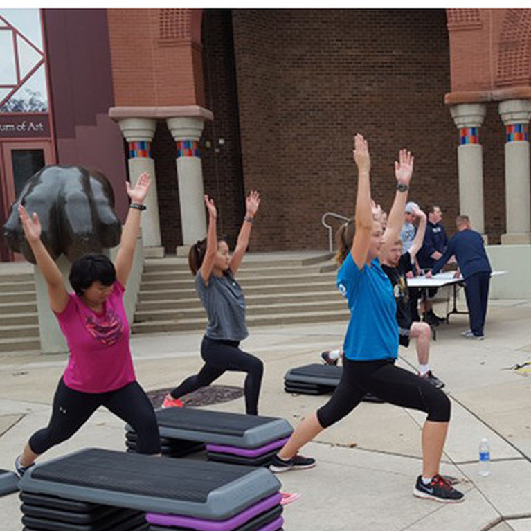 Exercise is Medicine on Campus Week Brings New Programs and Events