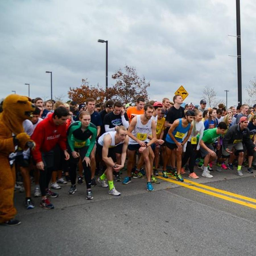 Annual THON 5k Set for Sunday