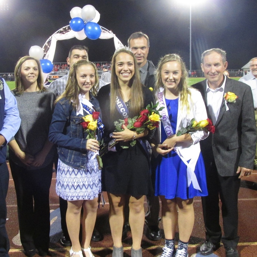 Penns Valley celebrates 2016 homecoming