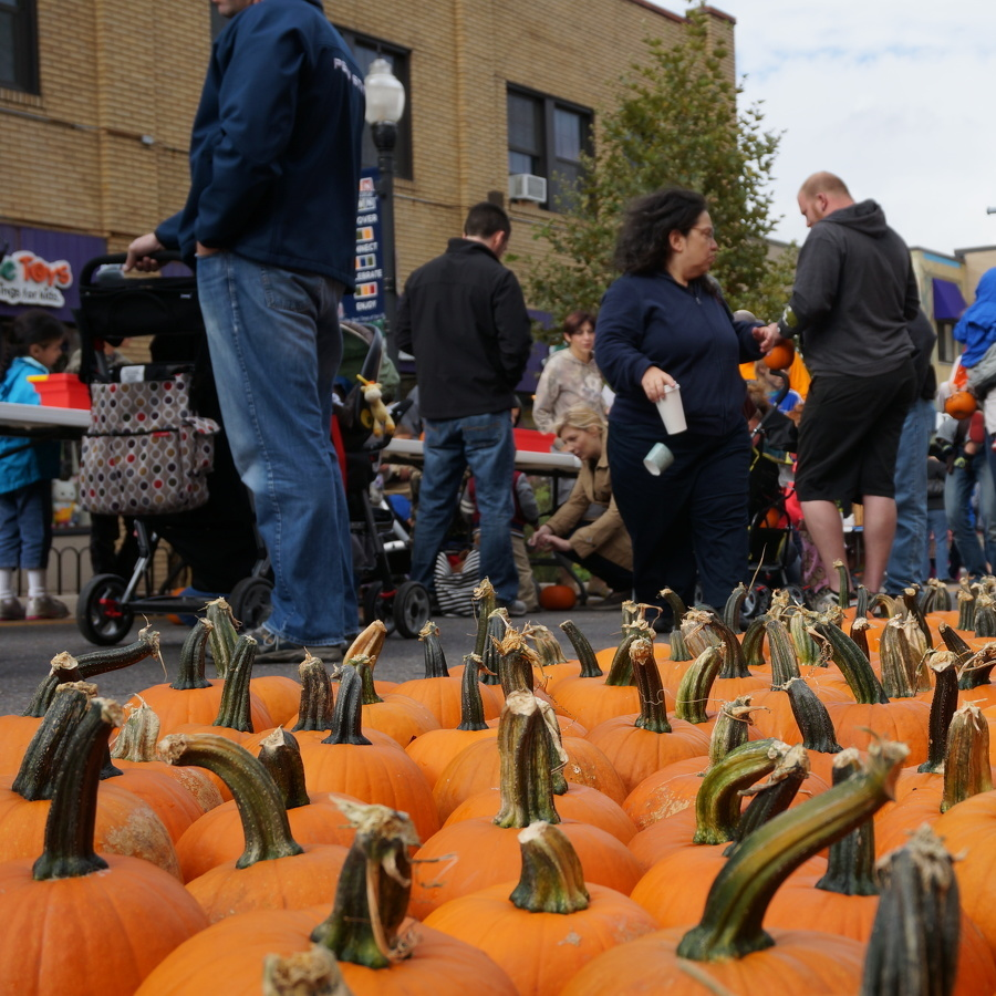 Downtown Fall Festival Set for Saturday