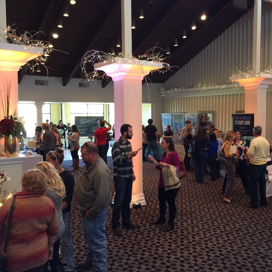 Nittany Weddings Showcase, consignment sale promise fun atmosphere