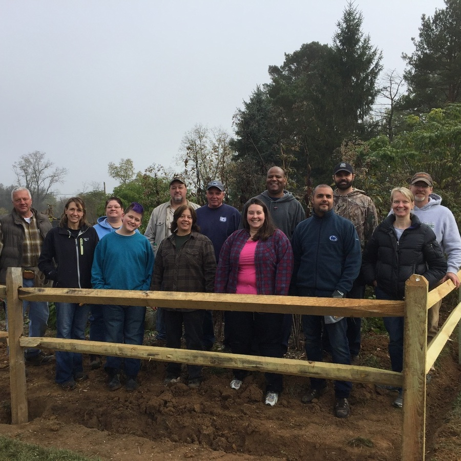 Central Pennsylvania builders program aims to give back to community