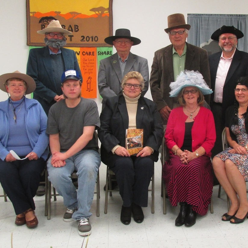 Penns Valley Historical Museum dinner features glimpse of Penns Cave history
