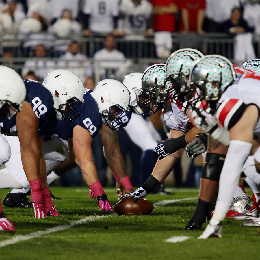 Penn State-Ohio State: Youth Will Be Served