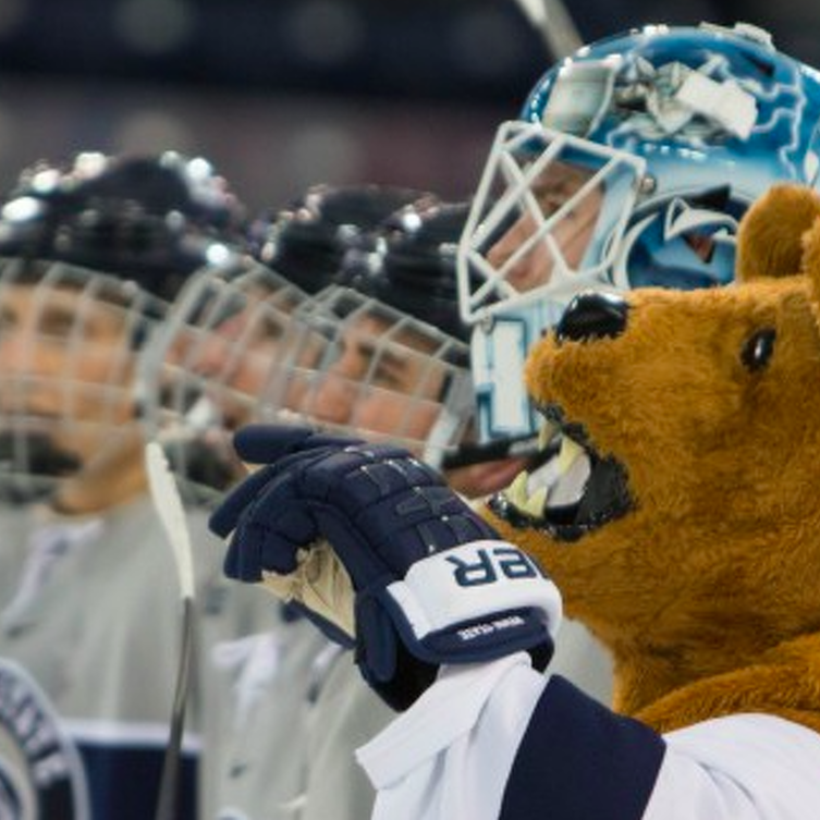 Penn State Hockey: Nittany Lions Tie No. 3 Notre Dame 3-3
