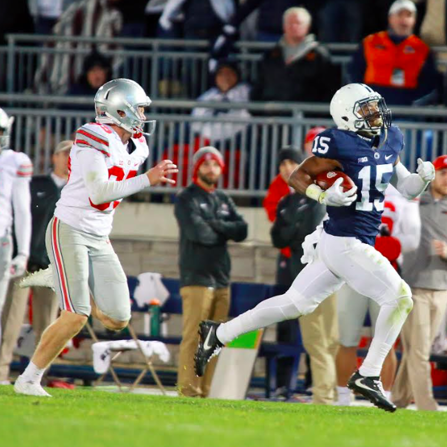 Penn State Football: Grant Haley Talks About Game Winning Score