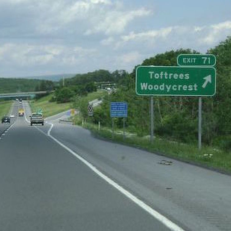 Lane Closures Set for This Week on I-99