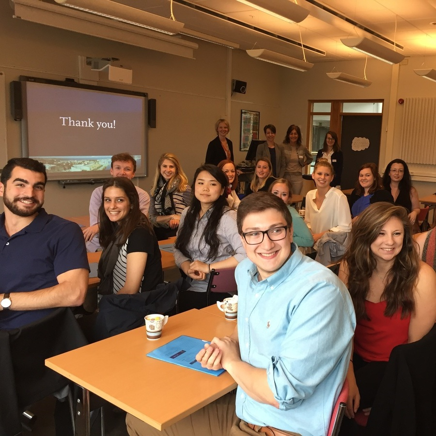 Penn State 10-day study-abroad program offers insight on Swedish experience