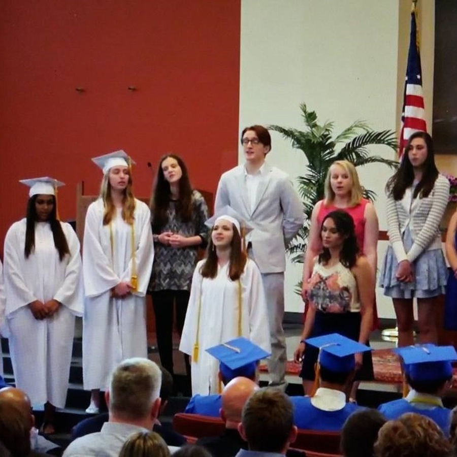 Love of music inspires St. Joseph's Catholic Academy a cappella group