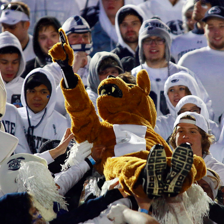 Penn State Football: Nittany Lions Up To No. 20 In Latest AP Poll
