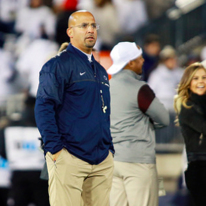 Ben State Football: Probably About Time James Franklin Got Some Credit