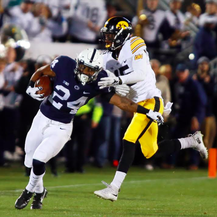 Penn State Football: Nittany Lions Thump Iowa 41-14