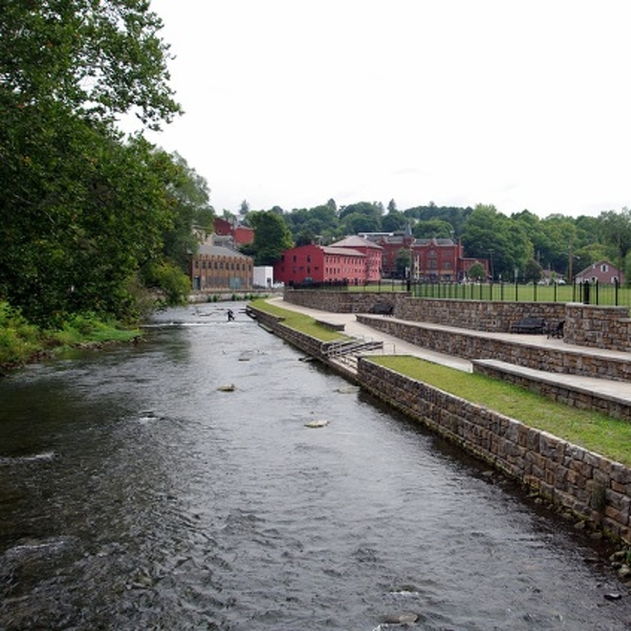 Walkway Complete, Bellefonte Turns Sights to Boutique Hotel