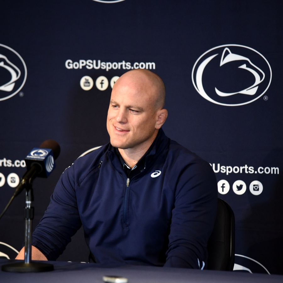 Penn State wrestlers short on experience, long on talent