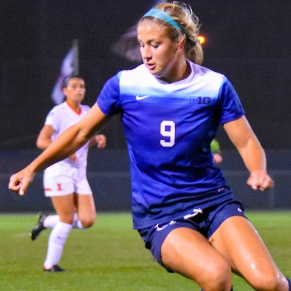 Penn State Women's Soccer Downs Bucknell in NCAA First Round