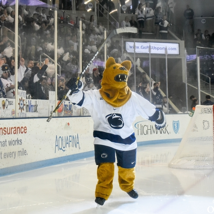 Penn State Hockey: No. 12 Penn State Completes Third Consecutive Sweep