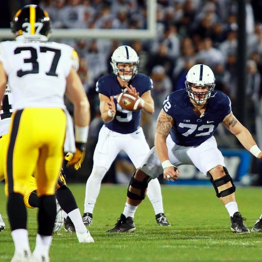 Penn State Football: Paris Palmer Out For Season, Fries And Menet In Mix