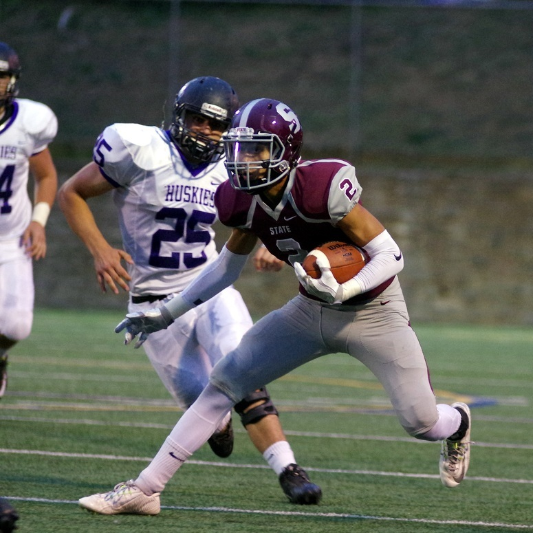 State College looks to Williamsport after topping McDowell