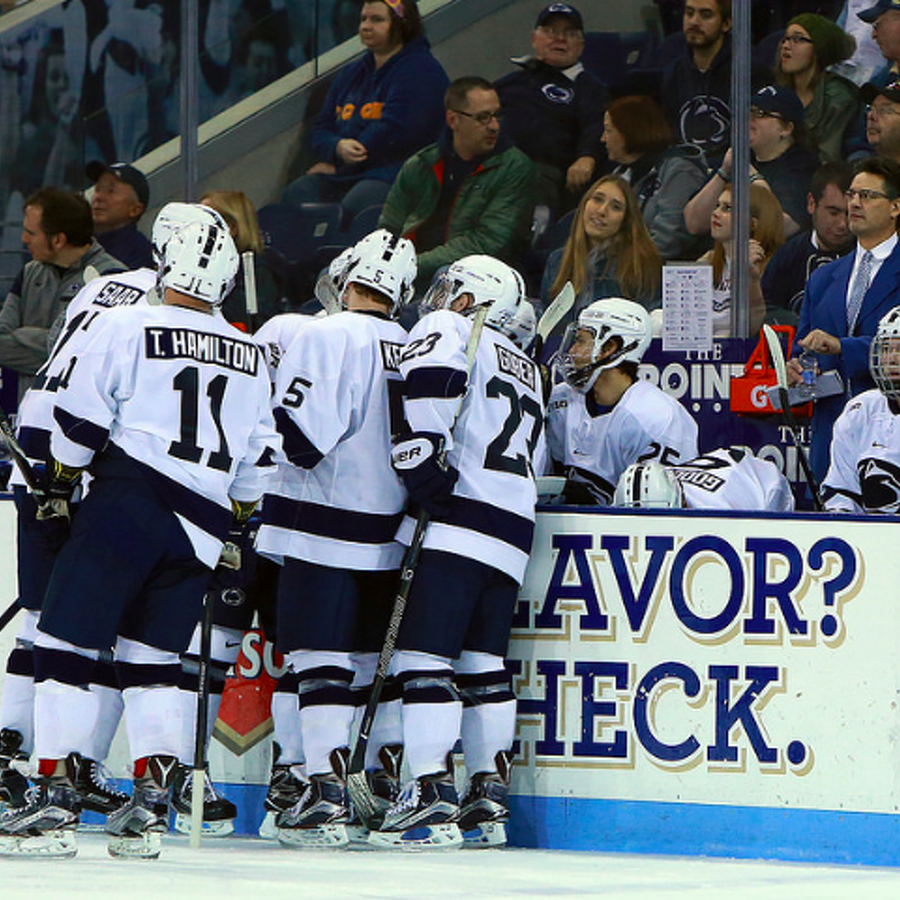 Penn State Hockey: Nittany Lions No.8 In Latest USCHO Poll