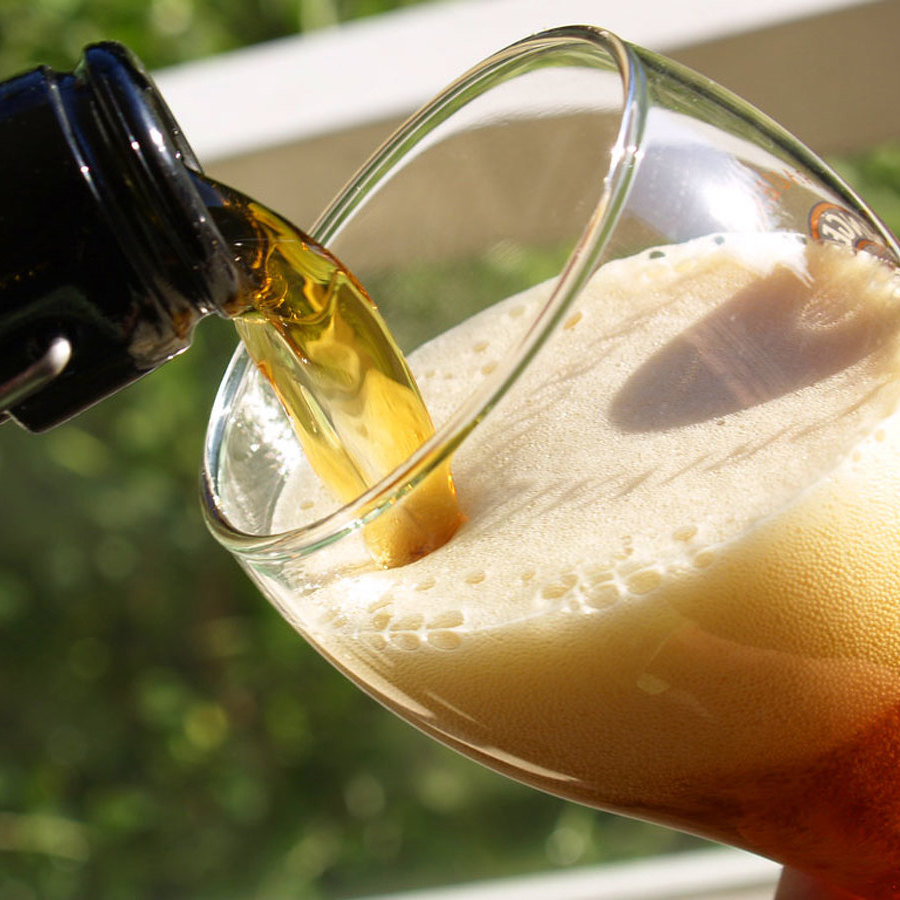 Penn State Researchers: Drinking Beer May Be Good for the Heart