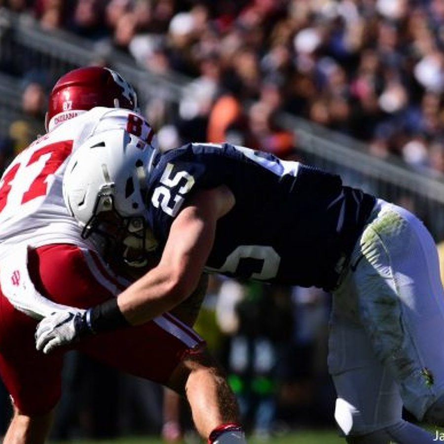 Senior Captain Von Walker's Penn State Career Ends