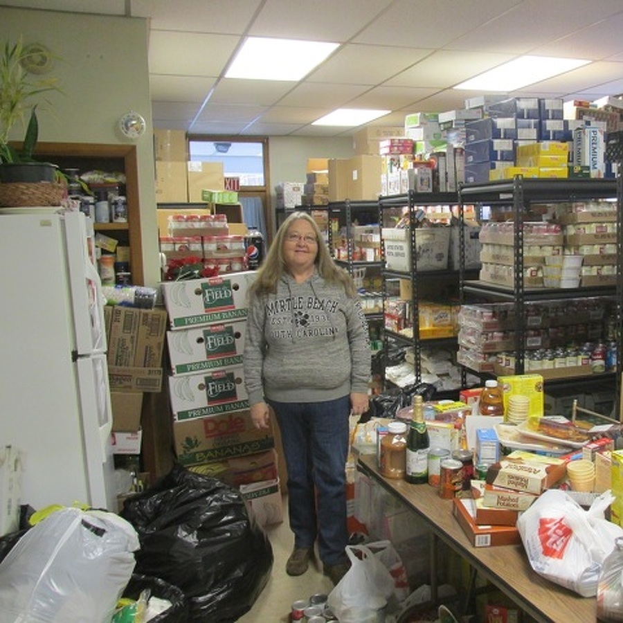 Centre County Food Pantries Gear Up for Holiday Rush