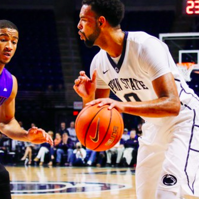 Penn State Basketball: Banks Leads Nittany Lions Past Colgate 72-59