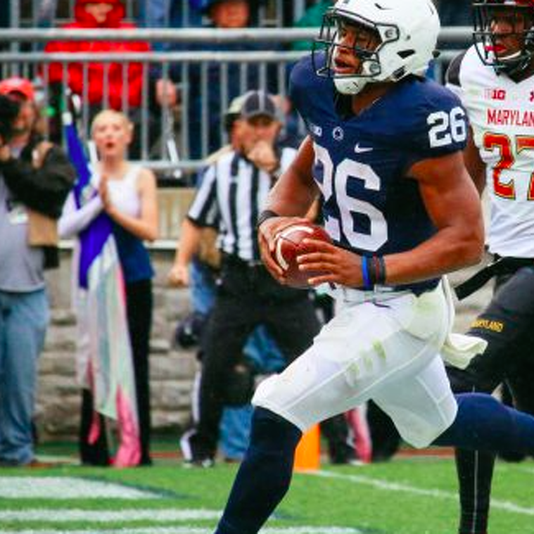 Penn State Football: Franklin Optimistic That Barkley Will Be Healthy For Big Ten Title Game