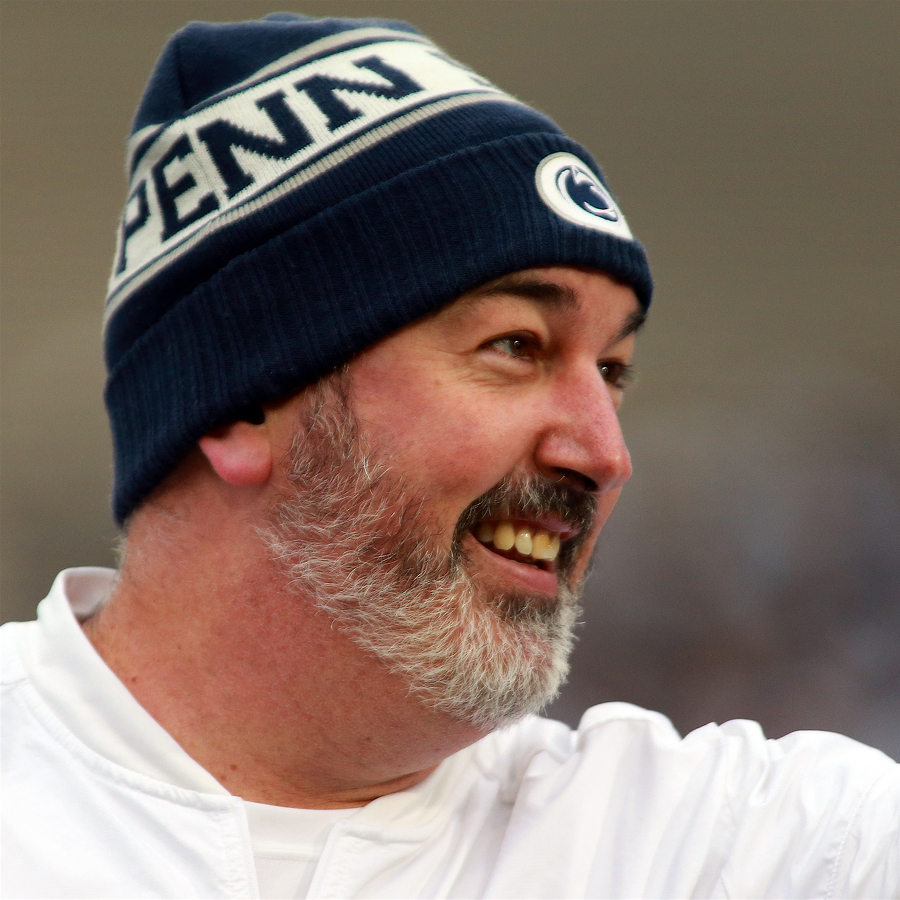 How Joe Moorhead's Uptempo Offense & Upbeat Attitude Transformed Penn State On & Off the Field