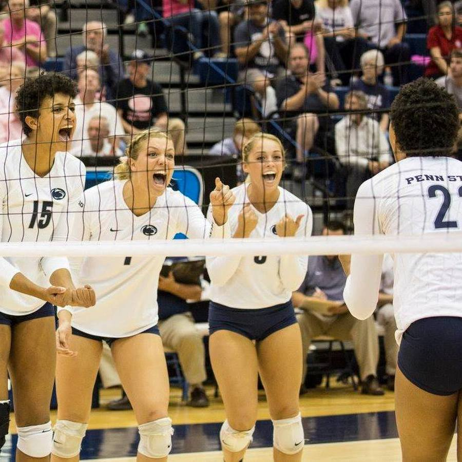 Penn State to Host First Two Rounds of NCAA Women's Volleyball Tournament