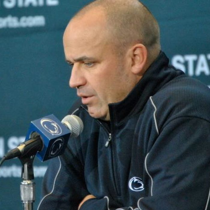 Bill O'Brien 'Couldn't Be More Proud' of Penn State Football Team