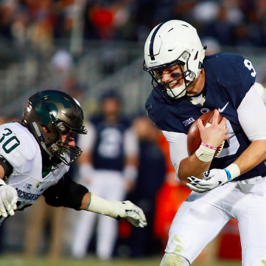Penn State Football: Trace McSorley Named Big Ten Offensive Player Of The Week