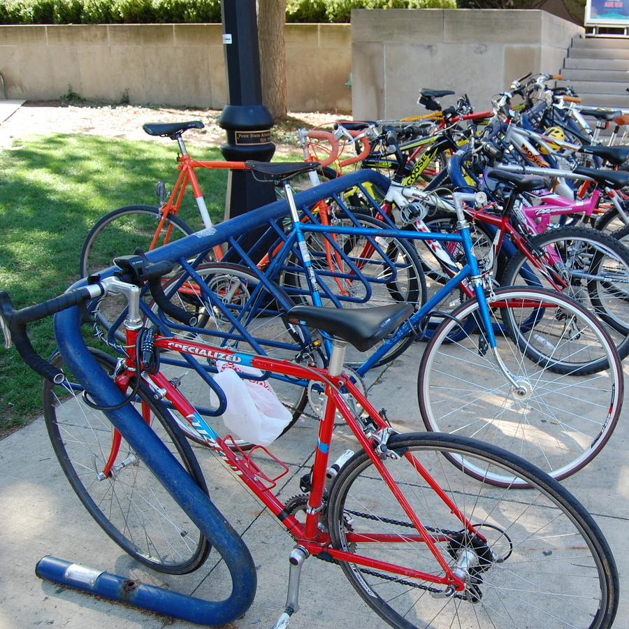 Penn State Named Silver Bicycle Friendly University