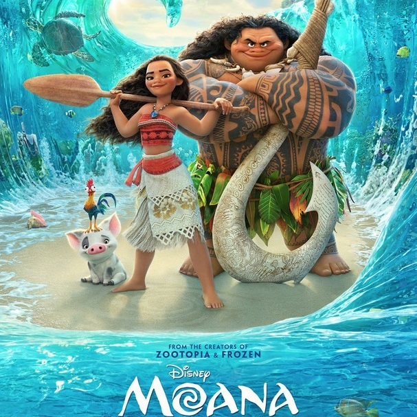 'Moana' another Disney animated classic