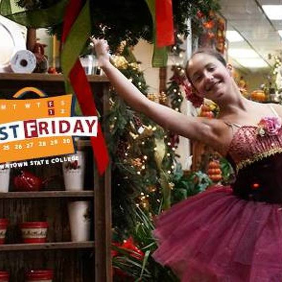 First Friday to Celebrate Holidays with Dickens Festival