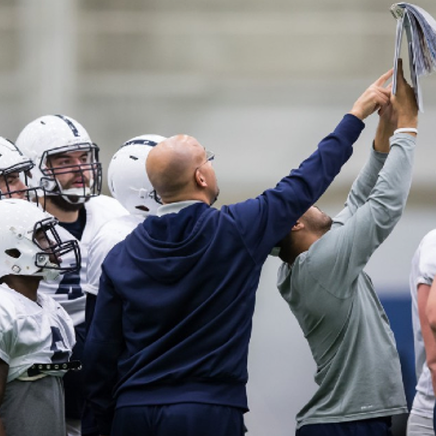 Penn State Football: Coaching Has its Own Rewards for James Franklin