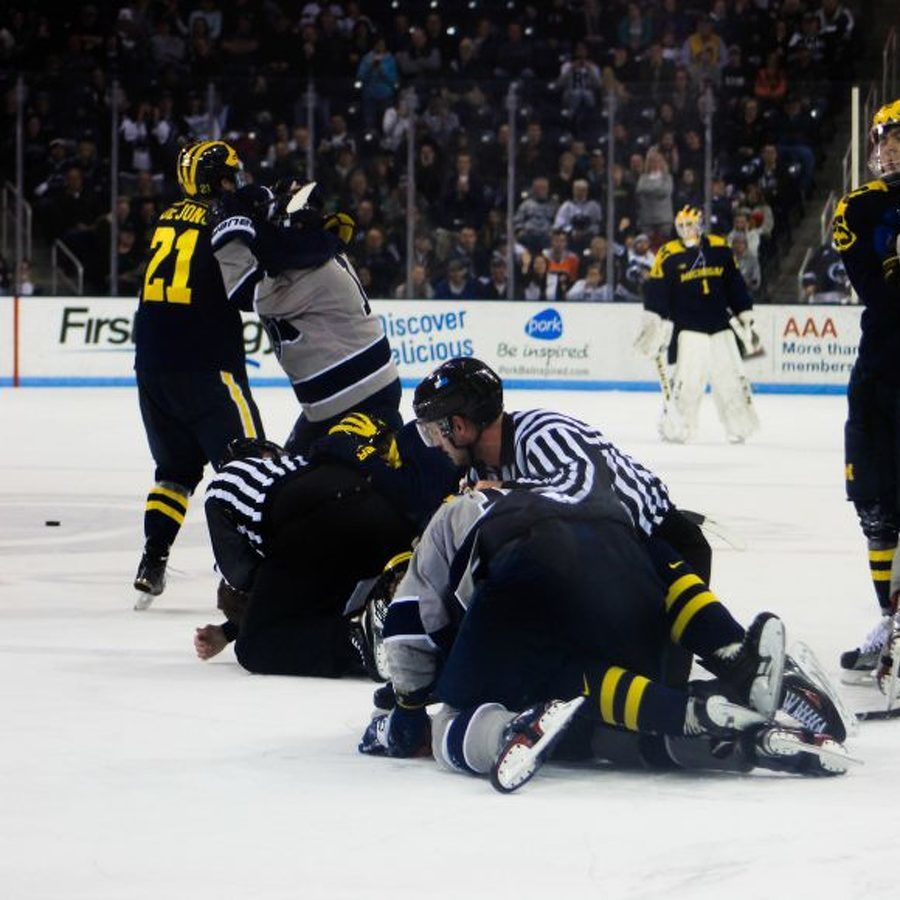 Penn State Hockey: Nittany Lions Complete Sweep of Michigan with Resounding Win