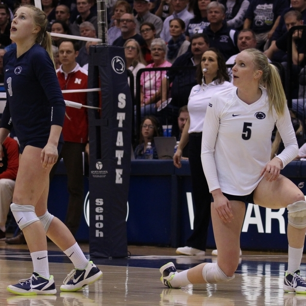 Penn State Women's Volleyball Advances to NCAA Second Round